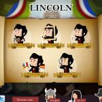 Abraham Linclon Quelle Histoire iPad iPhone