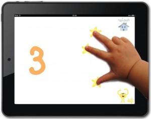 Marbotic appli iPad 10 doigts 1