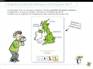 Jo et Moi autour du monde Sikanmar Interactive E-book iPad Jeunesse 4