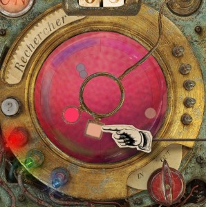 L'aspirateur de couleurs Color Vacuum Curious Hat iPhone iPad 1