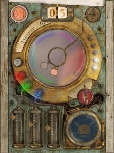 L'aspirateur de couleurs Color Vacuum Curious Hat iPhone iPad 3
