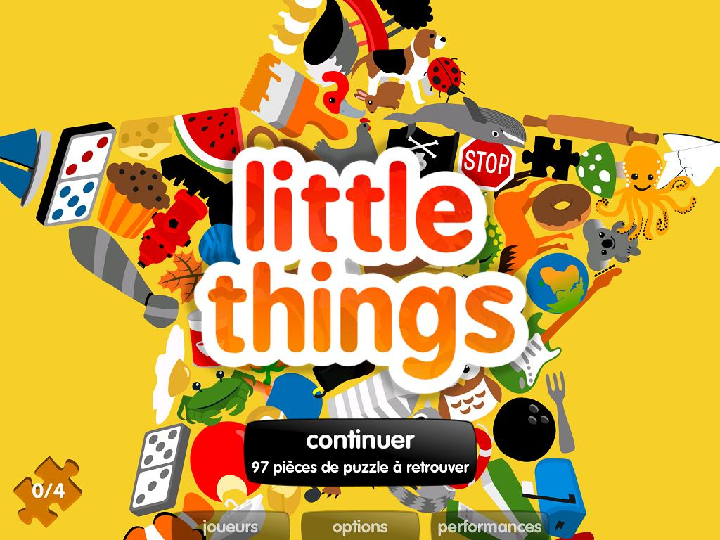 Little Things Forever KlickTock Pty Appli iPhone iPad 1