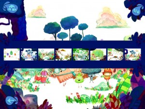 Moutcho et Pitrouille Iboo Interactive Dandeloo iPad 3