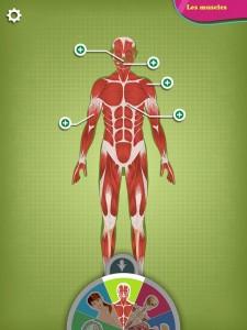 Chocolapps Explique Tom le corps humain iPad Denis Brogniart 1