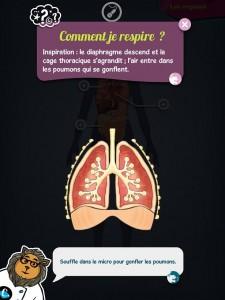 Chocolapps Explique Tom le corps humain iPad Denis Brogniart 2