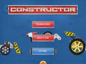Construct a car Arsidian appli iPad La Souris Grise Enfant 1