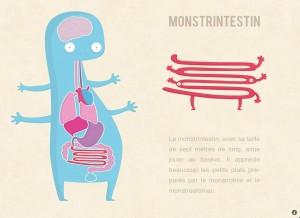 Le Monstrocorps The Mystery appli iPad