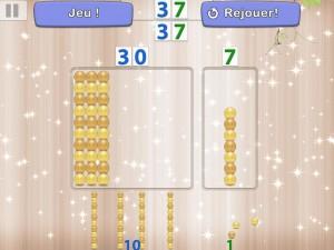 Nombres Montessori appli iPad L'Escapadou 4