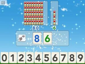 Nombres Montessori appli iPad L'Escapadou 6