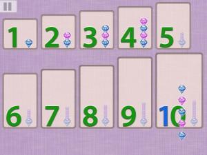 Nombres Montessori appli iPad L'Escapadou 7