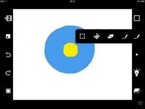 NuageTouch application iPad iPhone Dink La souris grise 3