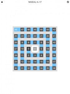 Seq appli iPhone iPad jeu Nuage Touch 3
