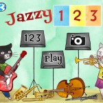 The Melody Book Jazzy 123 app iPad iPhone Enfant 1