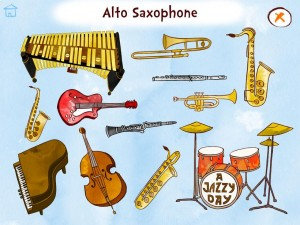 The Melody Book Jazzy Day app iPad iPhone Enfant 4