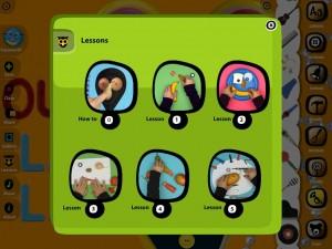 Faces iMake Hanoch Piven app iPad iPhone La Souris Grise 5
