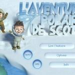 L'aventure polaire de Scott iPhone iPad Android Square Igloo La Souris Grise 1