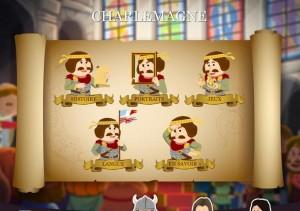 Quelle Histoire iPad iPhone Charlemagne La souris grise 3