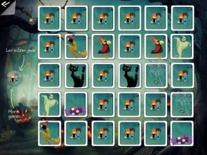 Soupe de mots des sorcières Kidschool appli iPad la souris grise 6