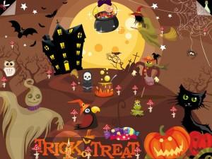 Soupe de mots des sorcières Kidschool appli iPad la souris grise 8