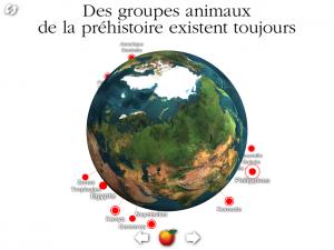 Dinosaure Gallimard Jeunesse iPad iPhone Android La Souris Grise 7