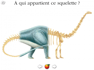 Dinosaure Gallimard Jeunesse iPad iPhone Android La Souris Grise 9