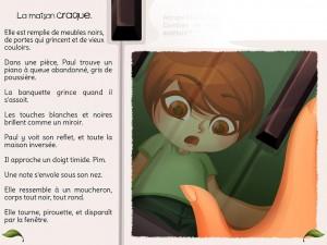 Les mystérieux habitants du piano Apple Android Zabouille La Souris Grise 4
