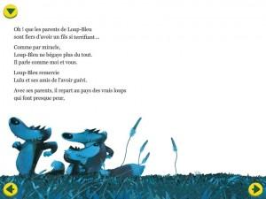 Lulu Vroumette iPad Magnard La Souris Grise 4