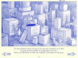 Bleu de Toi Dominique Maes Cotcotcotapps La Souris Grise 2