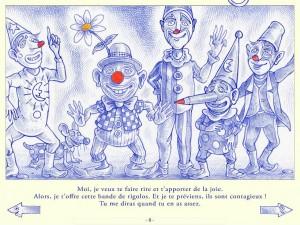 Bleu de Toi Dominique Maes Cotcotcotapps La Souris Grise 7