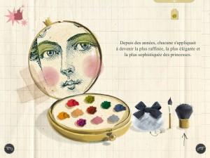 La princesse aux petits prouts  iPad Android Audois et Auteuil La Souris Grise 2
