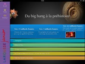 Larousse Dico Junior iPad La Souris Grise 2
