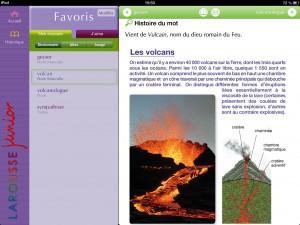 Larousse Dico Junior iPad La Souris Grise 4