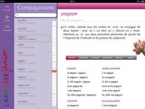 Larousse Dico Junior iPad La Souris Grise 6