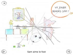 Le monde de Sam Avant Goüt Studios La Souris Grise 4