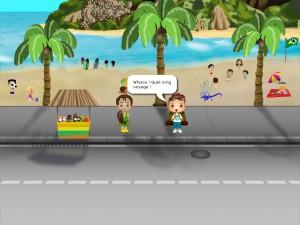 Luka et les copains du Brésil Webdokid La Souris Grise 2
