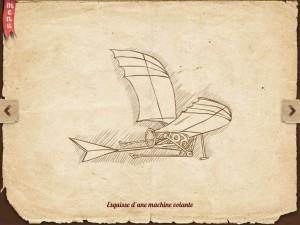 Léonard de Vinci Quelle Histoire iPhone iPad Enfants La Souris Grise 5