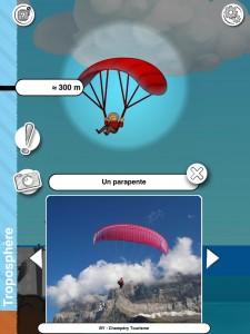 De la terre à l'espace Chocolapps appli iPad iPhone Enfant La Souris grise 1
