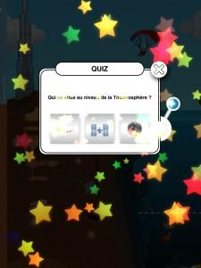De la terre à l'espace Chocolapps appli iPad iPhone Enfant La Souris grise  2