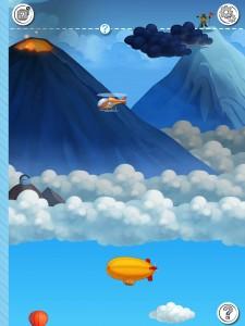 De la terre à l'espace Chocolapps appli iPad iPhone Enfant La Souris grise  5