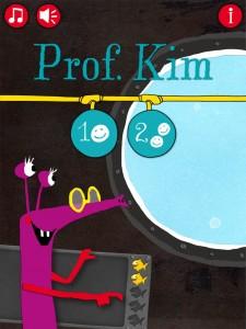 Professor Kim App Média La Souris Grise 1 iPad