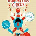 Gommette Circus application tablette iPad enfant Sarbacane La Souris Grise 1