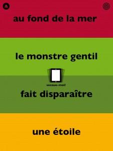 Ma petite fabrique à histoires Autrement E-toiles éditions La Souris Grise iPhone iPad application tablette Enfant 3
