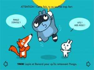 Pango Livre Application tablette enfant iPhone iPad Android La Souris Grise 4