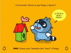 Pango Livre Application tablette enfant iPhone iPad Android La Souris Grise 5