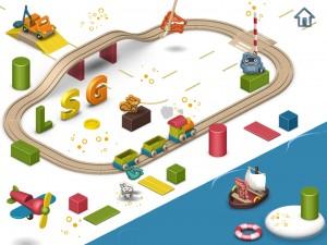 Pango Playground Application Enfant tablette La Souris Grise 2