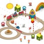 Pango Playground Application Enfant tablette La Souris Grise 5