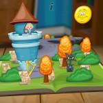 Raiponce Story Toys La Souris Grise iPad iPhone Android application Enfant tablette 1