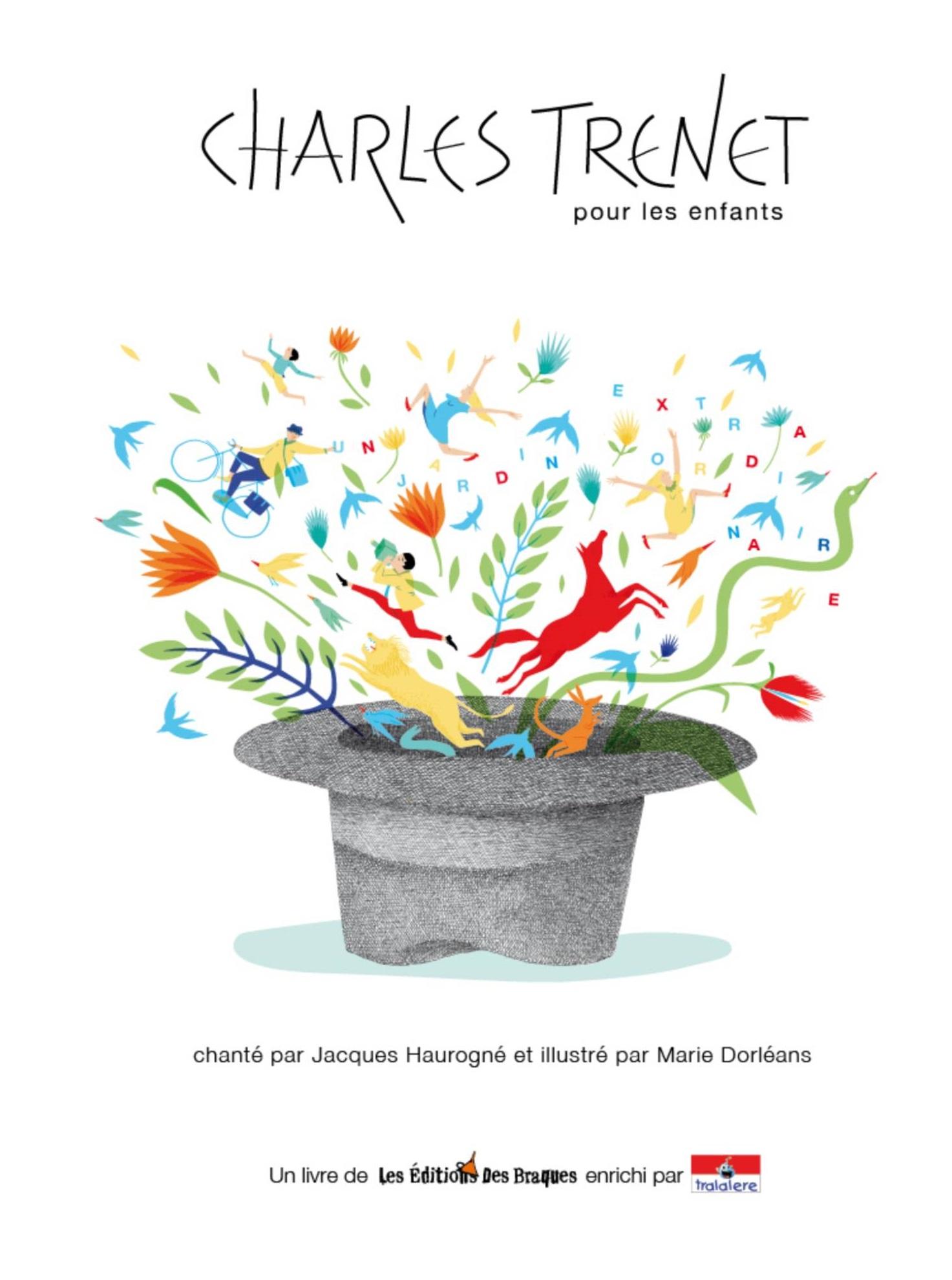 Charles Trenet pour les enfants Tralalere epub ebook Apple iPad iPhone La Souris Grise 1