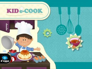 KideCook Chocolapps Tablette meilleures applications Enfant La Souris Grise 1