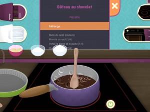 KideCook Chocolapps Tablette meilleures applications Enfant La Souris Grise 2